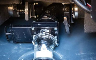Should you leave your RVs holding tank pulls open